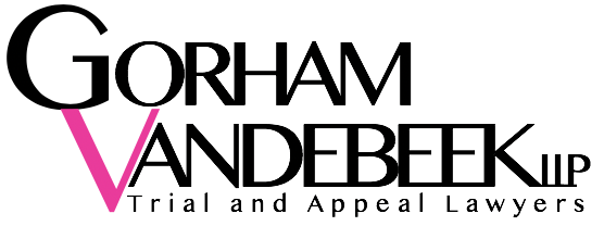 Gorham Law Logo